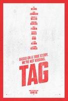 Tag - Movie Poster (xs thumbnail)