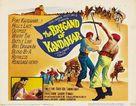The Brigand of Kandahar - Movie Poster (xs thumbnail)