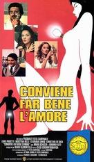 Conviene far bene l'amore - Italian VHS cover (xs thumbnail)
