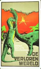 The Lost World - Dutch Movie Poster (xs thumbnail)