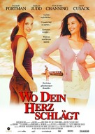 Where the Heart Is - German Movie Poster (xs thumbnail)
