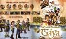 Back To Gaya - Brazilian Movie Poster (xs thumbnail)