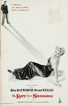The Lady from Shanghai - poster (xs thumbnail)