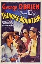 Thunder Mountain - Re-release poster (xs thumbnail)