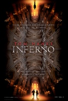 Inferno - Teaser movie poster (xs thumbnail)
