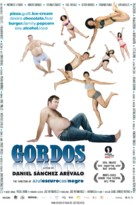 Gordos - Dutch Movie Poster (xs thumbnail)