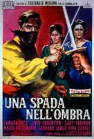 Una spada nell'ombra - Italian Movie Poster (xs thumbnail)