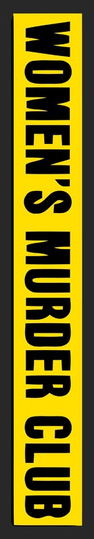 """Women's Murder Club"" - Logo (xs thumbnail)"
