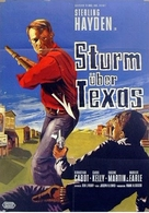 Terror in a Texas Town - German Movie Poster (xs thumbnail)