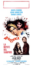 Malenka - Italian Movie Poster (xs thumbnail)