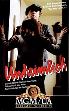 A Stranger Is Watching - German VHS cover (xs thumbnail)