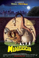 Madagascar - Argentinian Movie Poster (xs thumbnail)