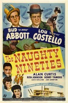 The Naughty Nineties - Movie Poster (xs thumbnail)