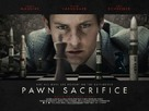 Pawn Sacrifice - British Movie Poster (xs thumbnail)