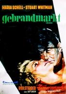 The Mark - German Movie Poster (xs thumbnail)