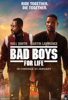Bad Boys for Life - South African Movie Poster (xs thumbnail)