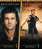 Gladiator - Blu-Ray cover (xs thumbnail)