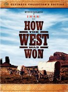 How the West Was Won - Blu-Ray movie cover (xs thumbnail)