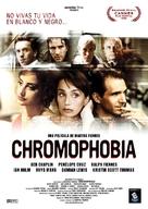 Chromophobia - Spanish Movie Poster (xs thumbnail)