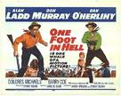 One Foot in Hell - Movie Poster (xs thumbnail)