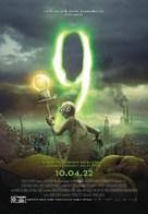 9 - Hungarian Movie Poster (xs thumbnail)