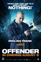Offender - British Movie Poster (xs thumbnail)