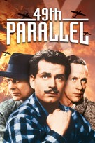 49th Parallel - DVD cover (xs thumbnail)