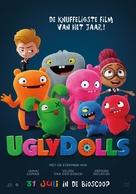 UglyDolls - Dutch Movie Poster (xs thumbnail)
