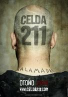 Celda 211 - Spanish Teaser movie poster (xs thumbnail)