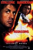 Assassins - Thai Movie Poster (xs thumbnail)