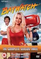 """Baywatch"" - British DVD cover (xs thumbnail)"