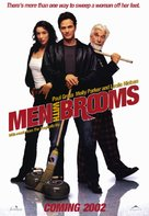 Men with Brooms - Canadian Movie Poster (xs thumbnail)