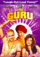 The Guru - DVD cover (xs thumbnail)