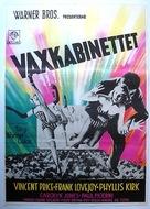 House of Wax - Swedish Movie Poster (xs thumbnail)