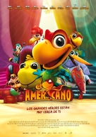 El Americano: The Movie - Spanish Movie Poster (xs thumbnail)