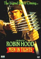 Robin Hood: Men in Tights - DVD cover (xs thumbnail)