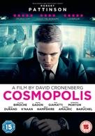 Cosmopolis - British DVD movie cover (xs thumbnail)