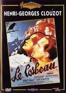 Le corbeau - French DVD cover (xs thumbnail)
