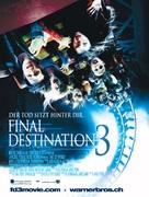 Final Destination 3 - Swiss Movie Poster (xs thumbnail)