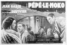 Pépé le Moko - French Movie Poster (xs thumbnail)