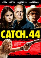 Catch .44 - Dutch Movie Poster (xs thumbnail)