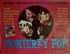 Monterey Pop - British Movie Poster (xs thumbnail)