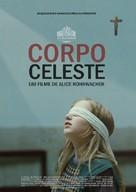 Corpo celeste - Portuguese Movie Poster (xs thumbnail)