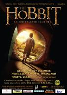 The Hobbit: An Unexpected Journey - New Zealand Movie Poster (xs thumbnail)