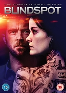 """Blindspot"" - British DVD movie cover (xs thumbnail)"