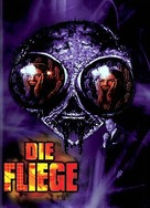 The Fly - German DVD cover (xs thumbnail)