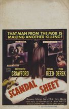 Scandal Sheet - Movie Poster (xs thumbnail)