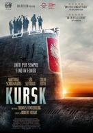 Kursk - Italian Movie Poster (xs thumbnail)