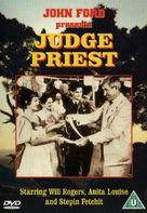 Judge Priest - British Movie Cover (xs thumbnail)