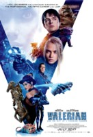 Valerian and the City of a Thousand Planets - South African Movie Poster (xs thumbnail)
